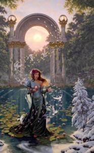 Esoteric alternative occult goddess holidays