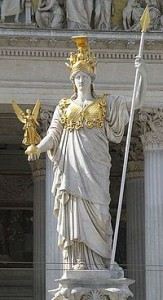 Goddess Athena Sophia Virgin Mary Fall Equinox