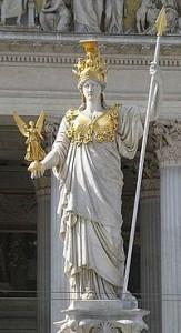 Goddess Athena Sophia Virgin Mary Fall Equinox