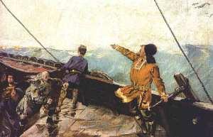 Leif Erikson Interfaith Viking Religion mixed with Christian discovers Vinland aka America