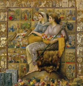 Eleusinian Mystery Religion Greek Initiates Mother God Daughter God