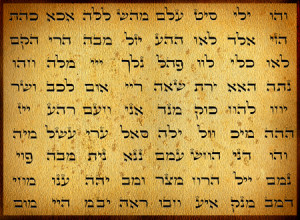 72 Names of God Shem-ha-Meforesh