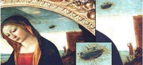 PhD in Metaphysics Madonna Saint Giovannino UFO